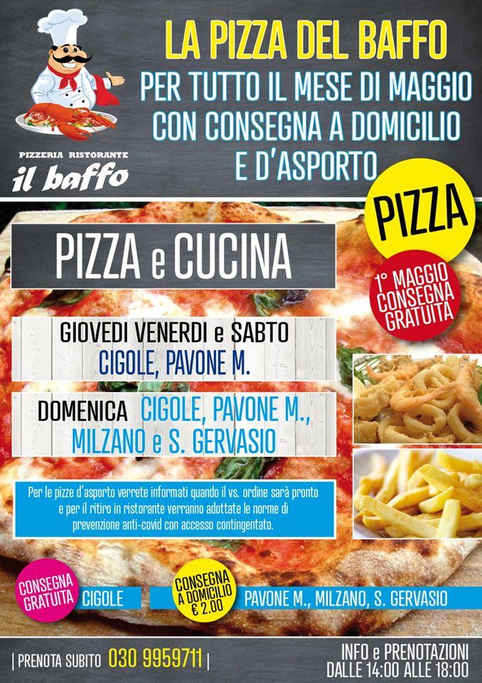 La Pizza – Il Baffo